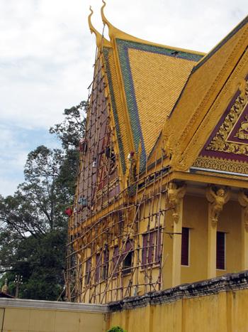 phnom penh und k nigspalast reiseberichte und fotografie kambodscha. Black Bedroom Furniture Sets. Home Design Ideas